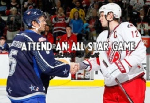 Pin By Kristen C On Bucket List Hockey Baby Columbus Blue Jackets Nhl All Star Game