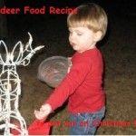 Christmas Fun with the Kids: Reindeer Food Recipe #reindeerfoodrecipe