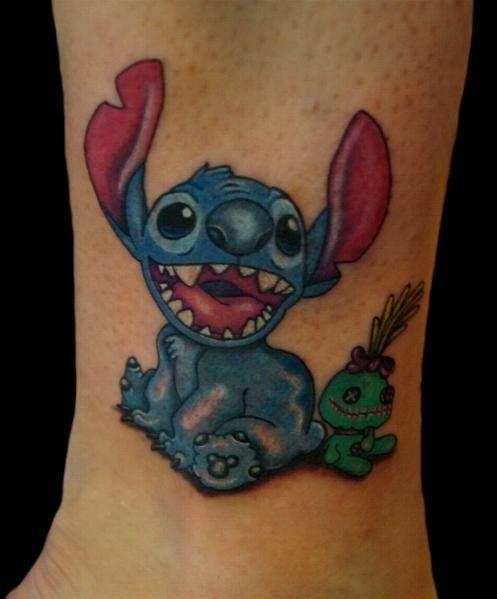 Stitch Tattoo Disney Lilio & Stitch | bunte Leute Tattoo ...