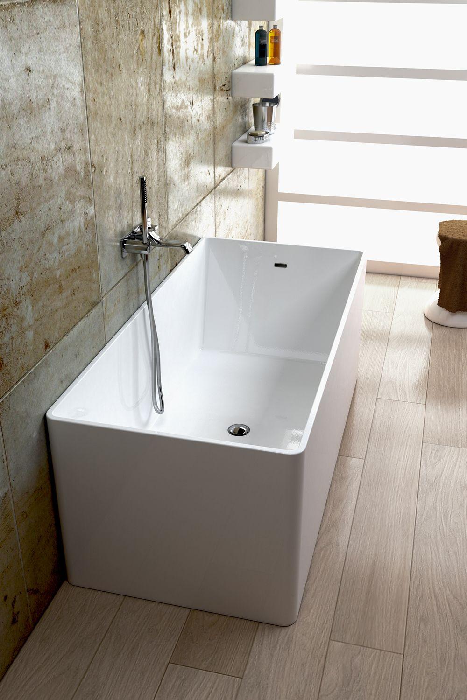 15 vasche da bagno piccole (foto) - Living Corriere | Pinterest ...