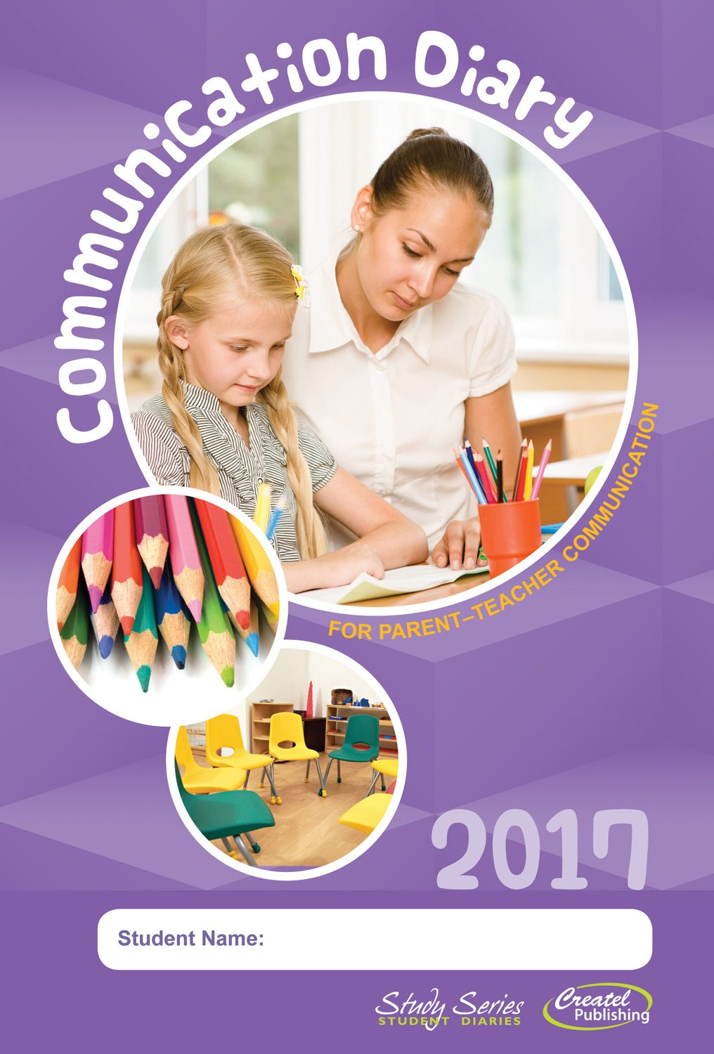 The Communication Diary is the perfect homeschool