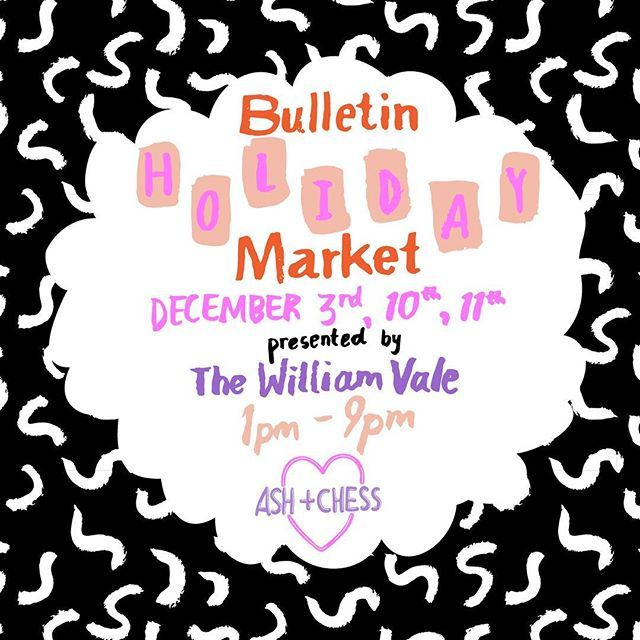 come see us tomorrow! shop local New York artists for the holidays :) 💞🎄 . . . #stationery #greetingcards #graphicdesign #illustration #stationerydesign #illustrator #supportlocalart #supportsmallbusiness #greenpoint #williamsburg #brooklyn #brooklynart #thewilliamvale #bulletinmarket #localartists #holidaymarket #holidaygiftideas #holidaygiftguide #textiledesign