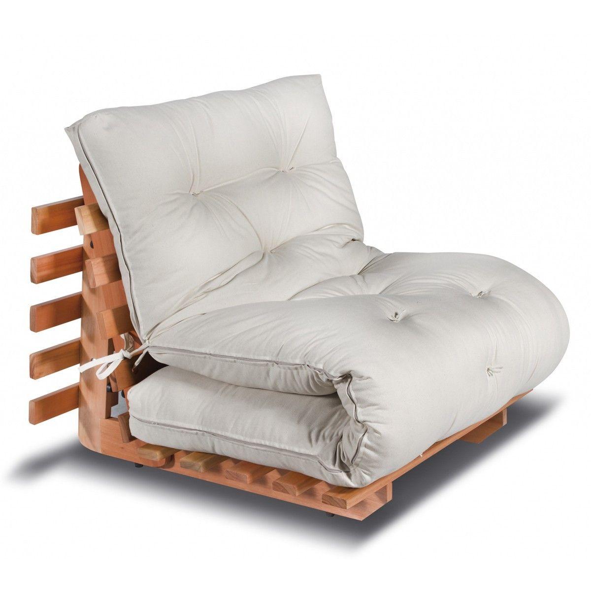 O Sofá Cama Futon Japonês Solteiro Com Estrutura Off White é A Combinação Perfeita Para Ser