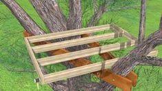 Ein Baumhaus bauen