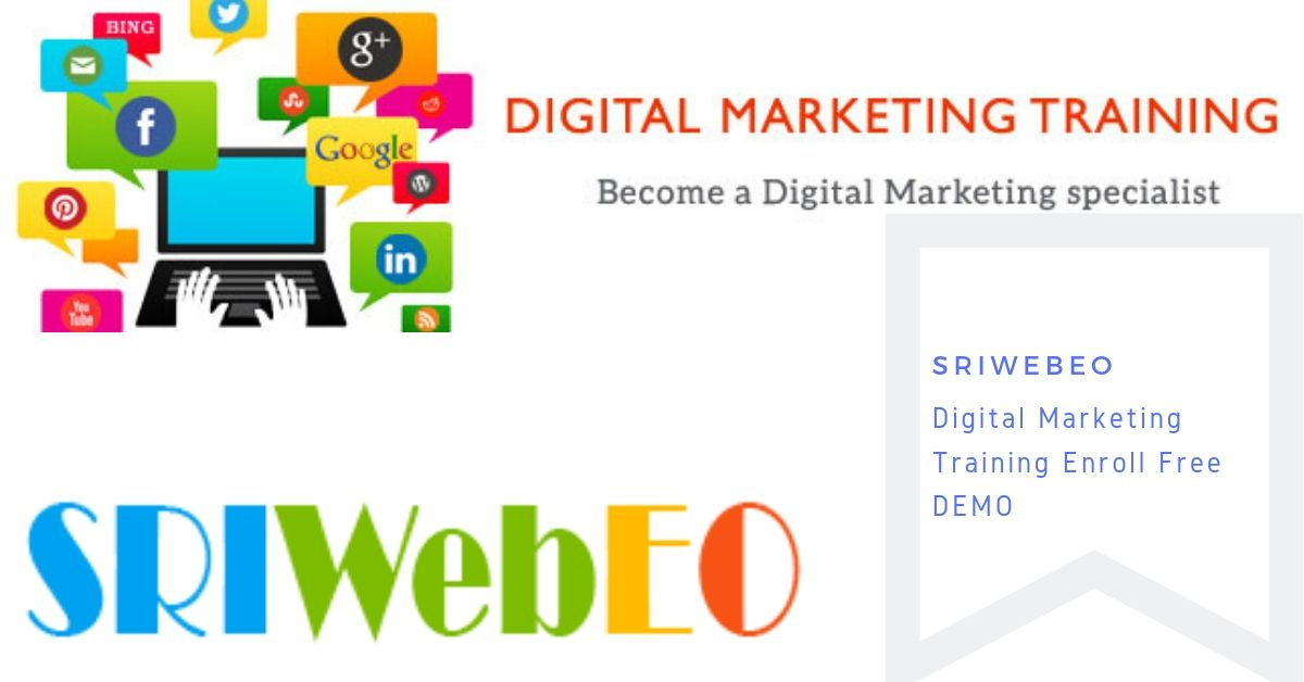 Turn Your Talent Into The Ultimate Career With Sriwebeo Training Institute In Coimbatore Web Design Training Marketing Courses Digital Marketing Training