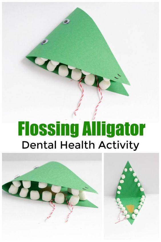 Dental Health Lesson Plan and Craft! Dental health, Dental and - health lesson plan