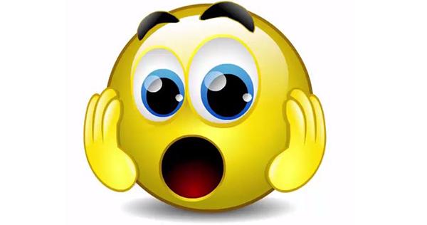 Oh My Gosh No Way Happy Smiley Face Animated Smiley Faces Funny Emoticons