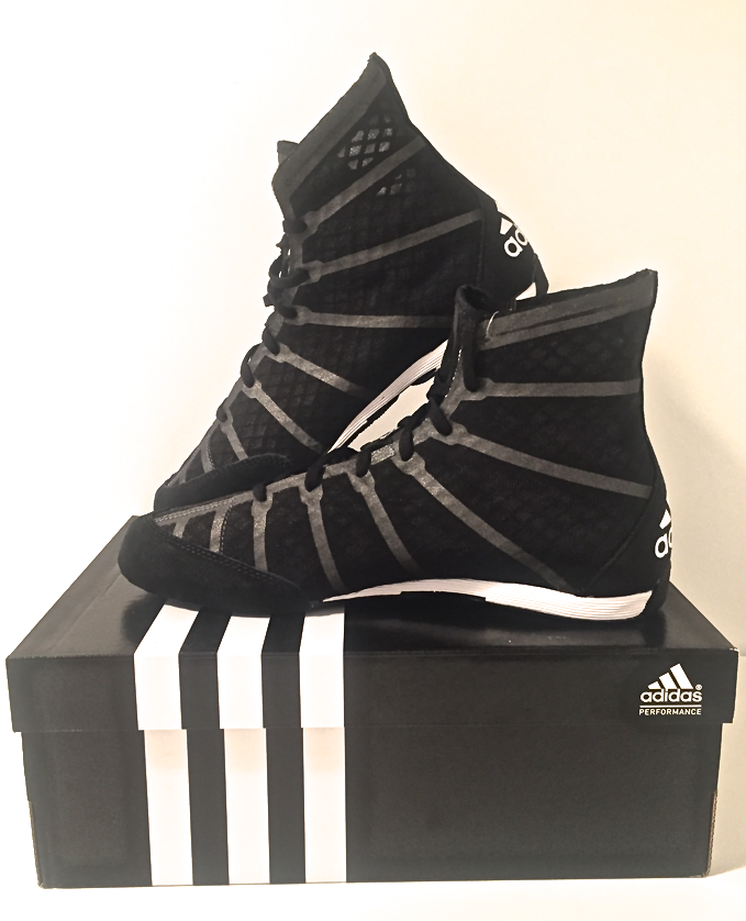separation shoes 4feee 9c997 BRAND NEW Adidas Adizero boxing boots are now in stock!! Have a look at  these boots on our website  boxing  boxingboots  boots  adidas  geezers ...