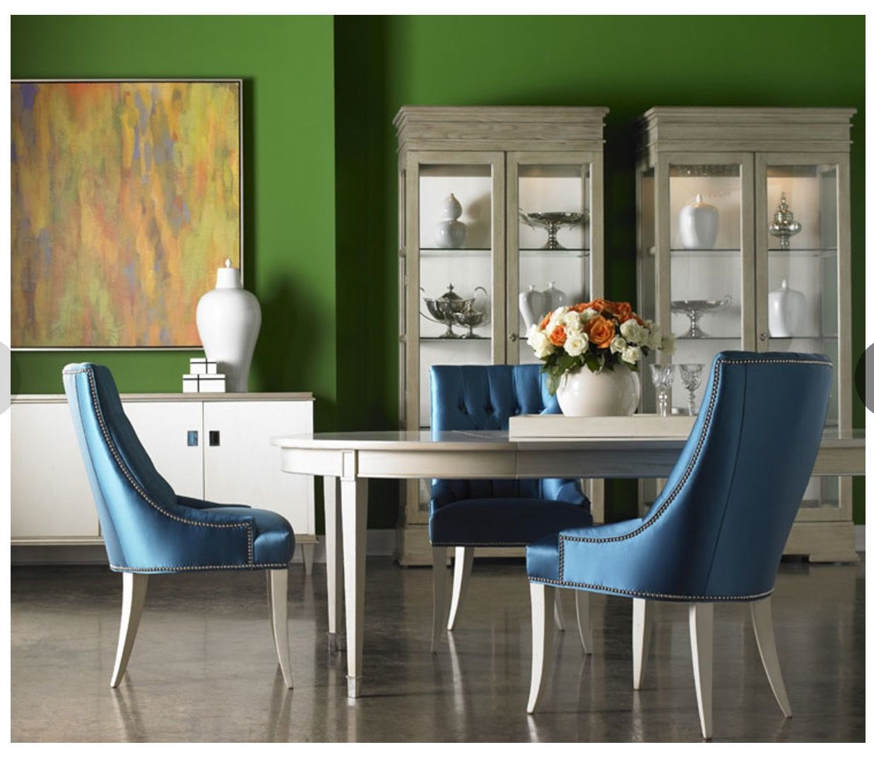 Color inspiration Table And ChairsDining