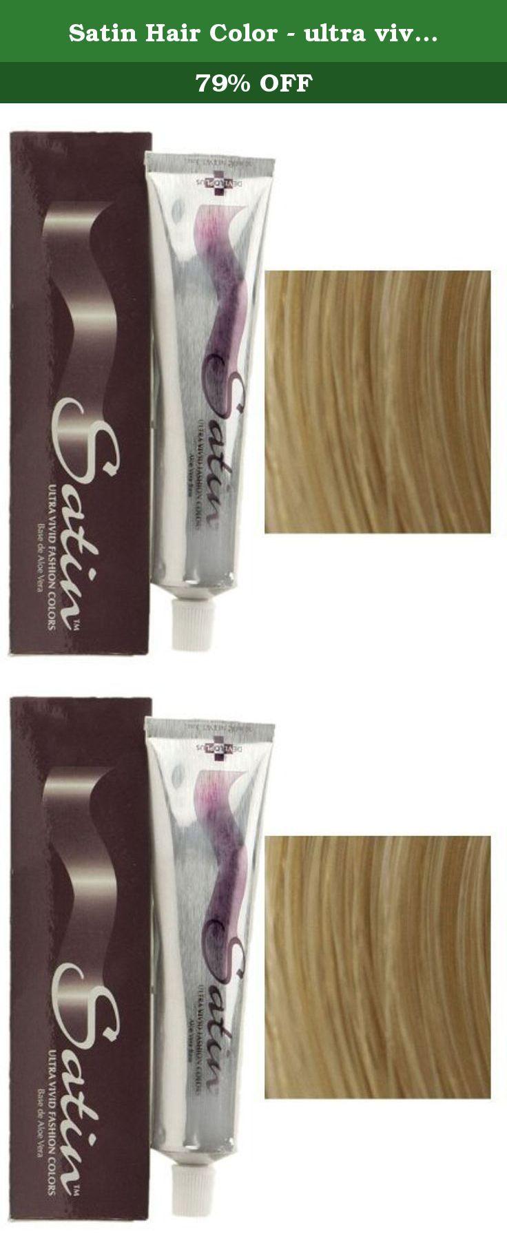 Satin Hair Color Ultra Vivid Fashion Colors 8G Developlus