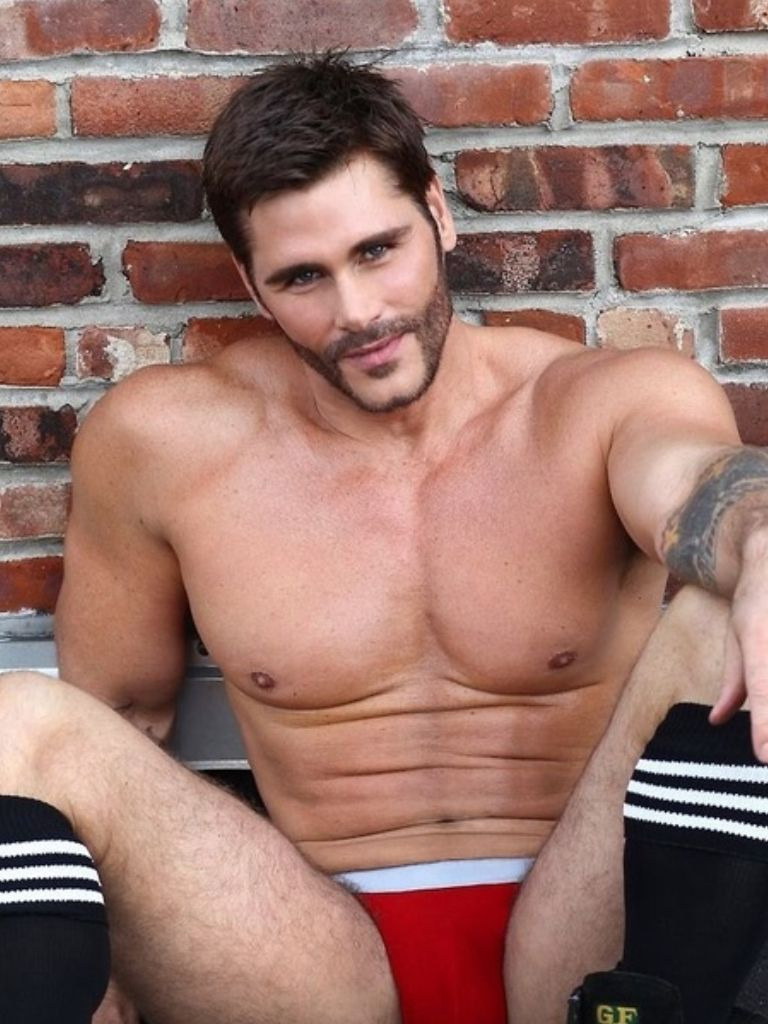 jack mackenroth nude Model