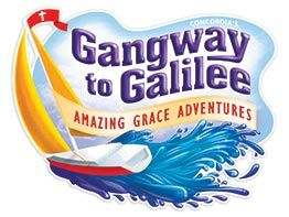 Concordia Publishing's Gangway to Galilee