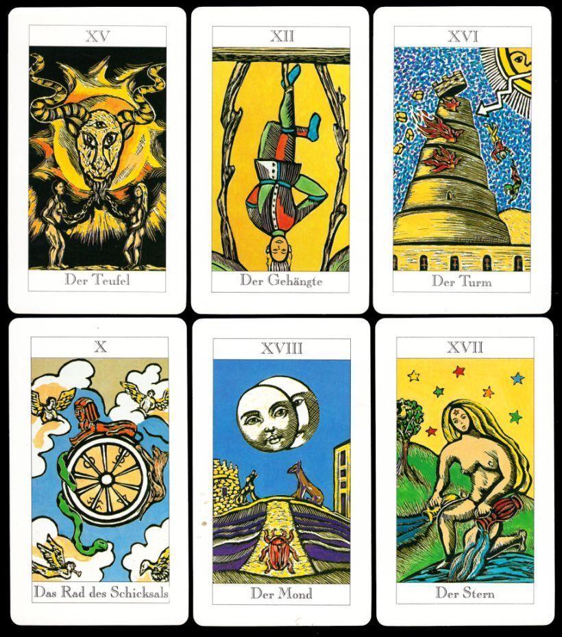 Tarot Karten Online