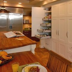 tropical kitchen by Archipelago Hawaii, refined island designs