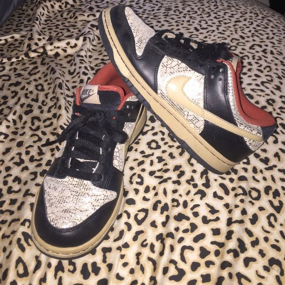 Nike Dunk Low Premium This is a pair of kicks that been gently worn a hand full of times. They come in a size 6.5 Nike Shoes Sneakers