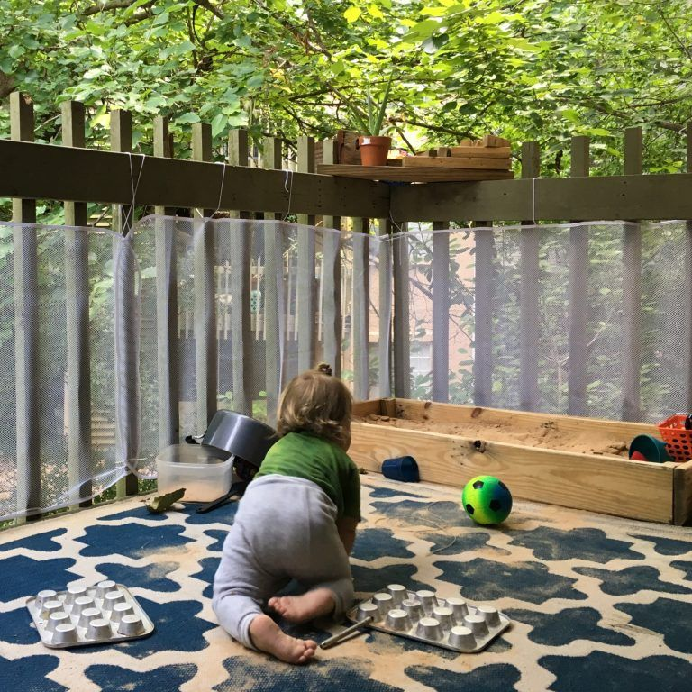 How To Create A 'Yes Space' Outdoors (When You Don't Have