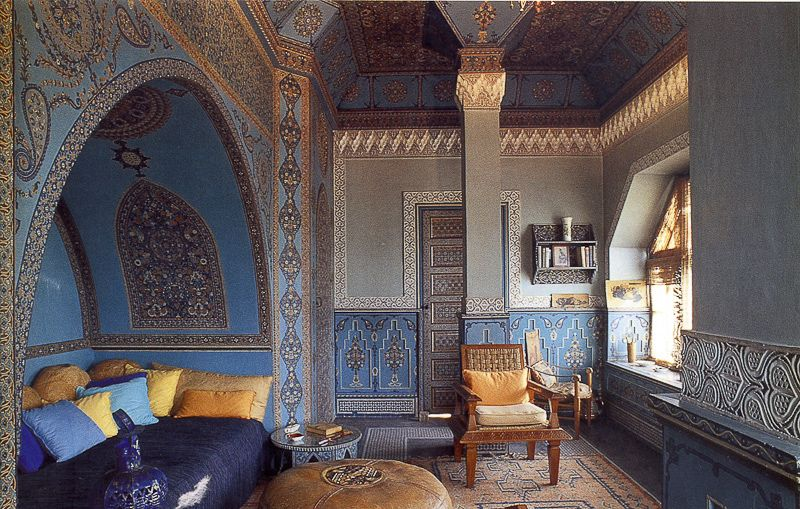 The moroccan interior design style and islamic Moroccan interior design