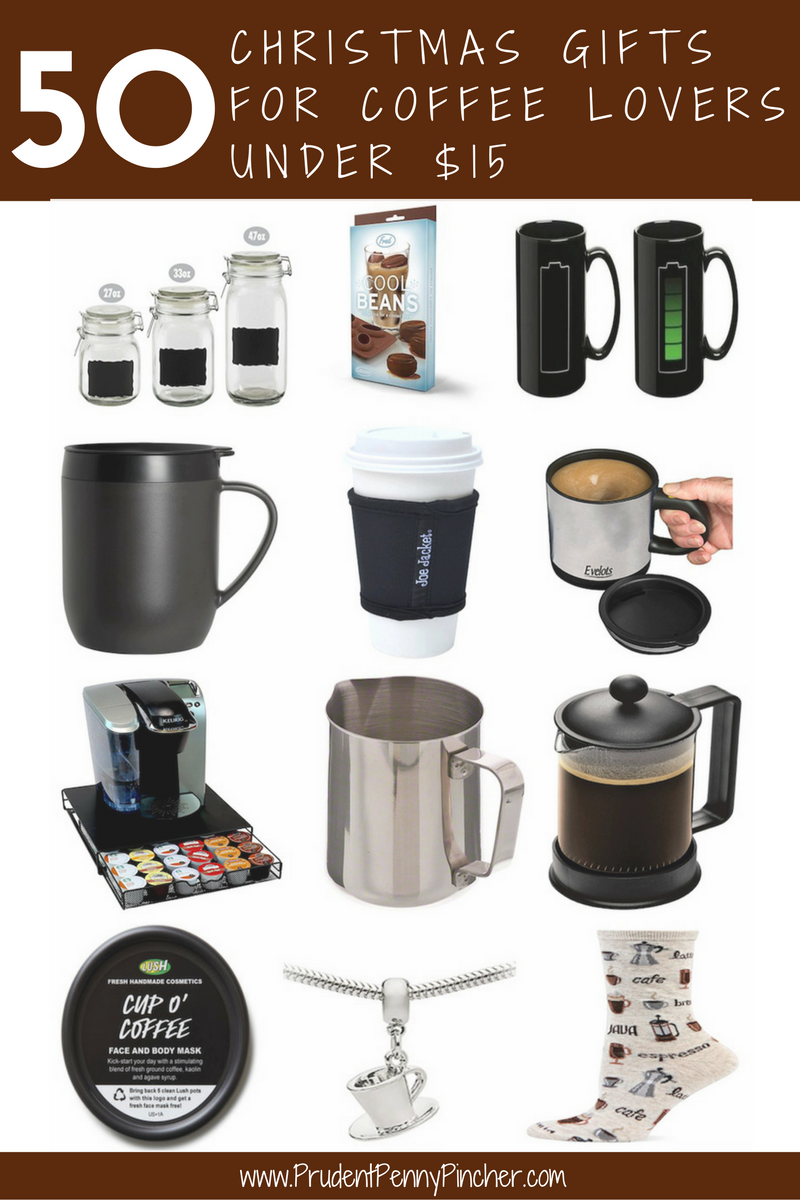 50 Christmas Gifts for Coffee Lovers Under 15 Coffee