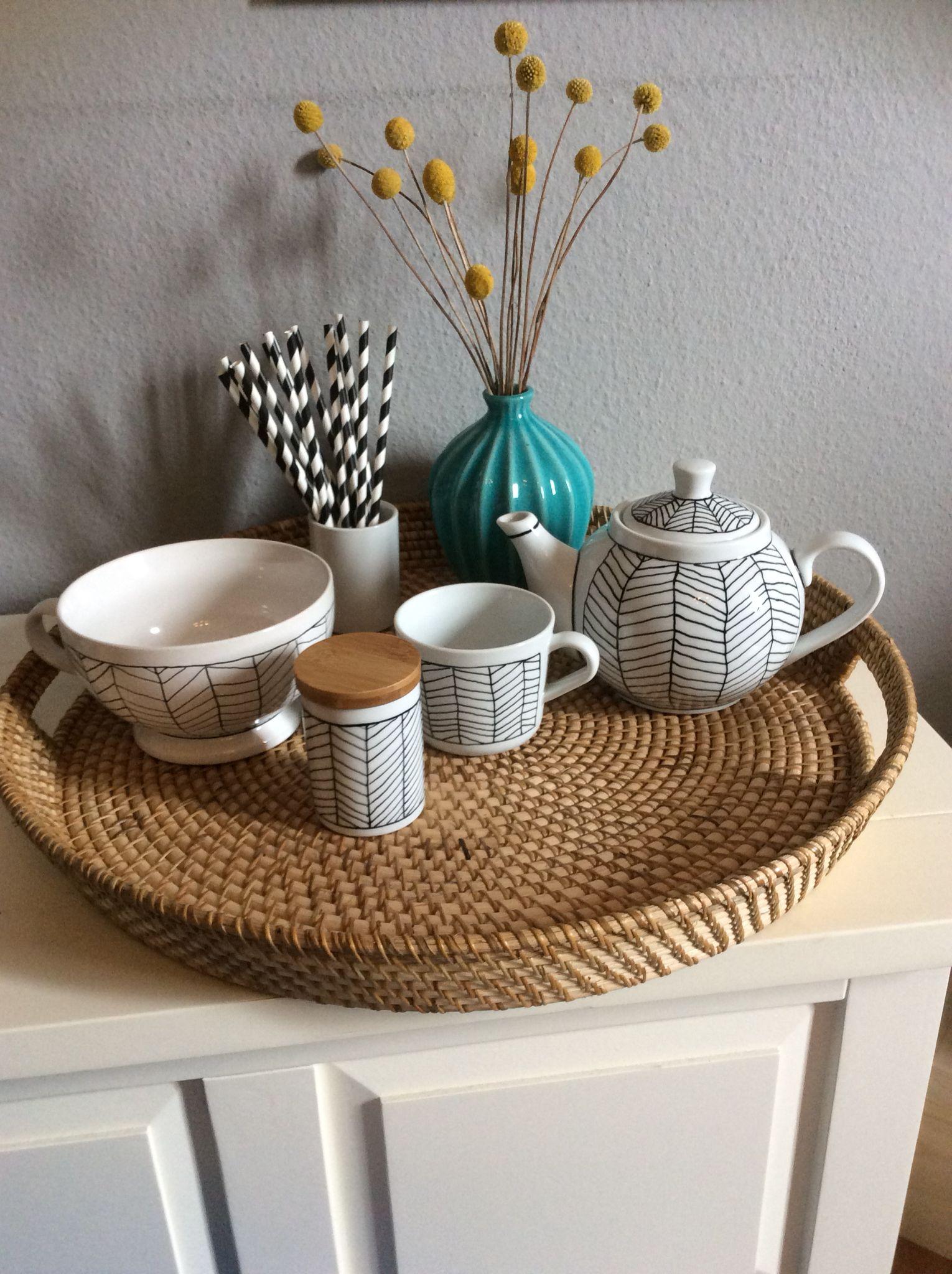 DIY - mit Porzellanstift bemaltes Geschirr ❤   Porzellan bemalen ...