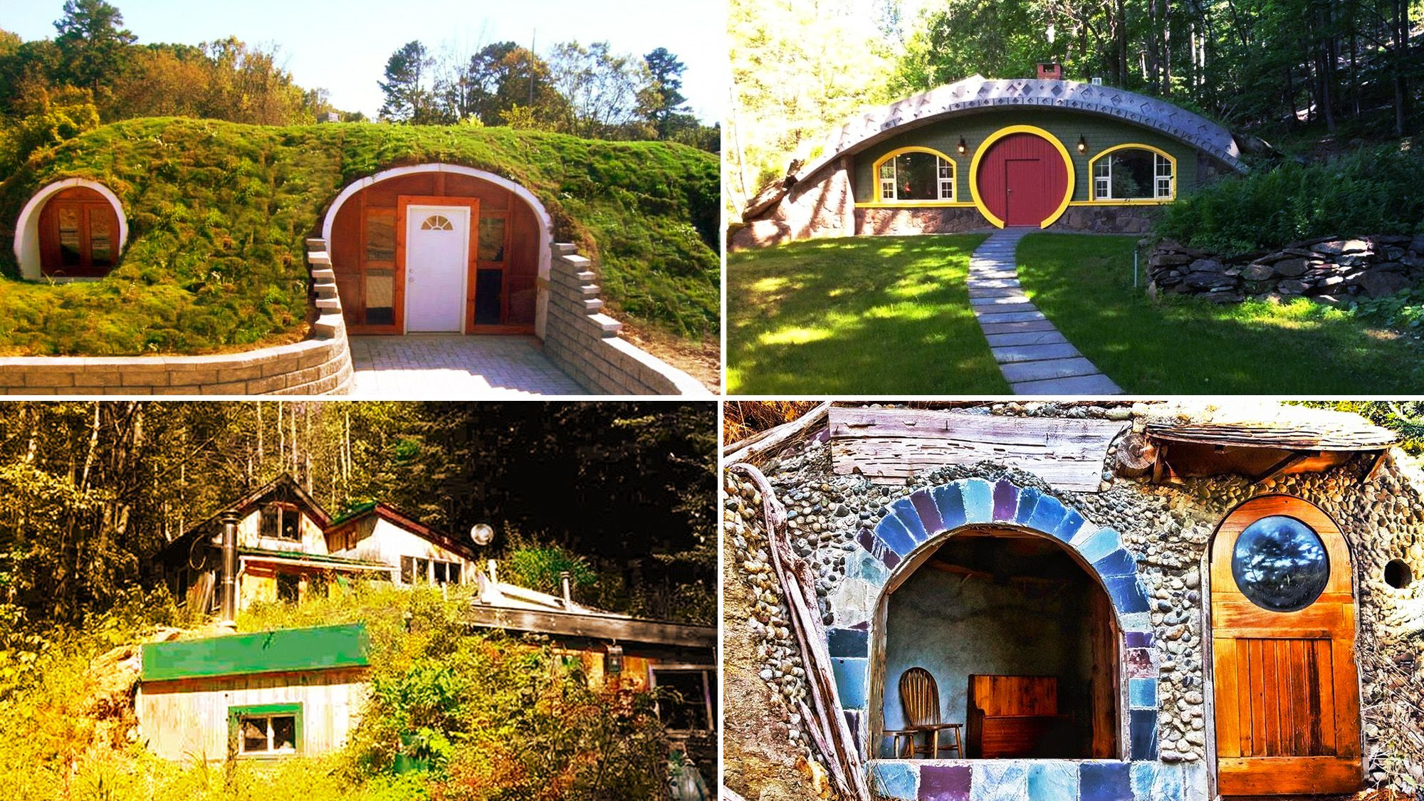 Hobbit Houses For Sale 7 Listings So Precious Bilbo Baggins Would Approve Hobbit House Hobbit House For Sale The Hobbit