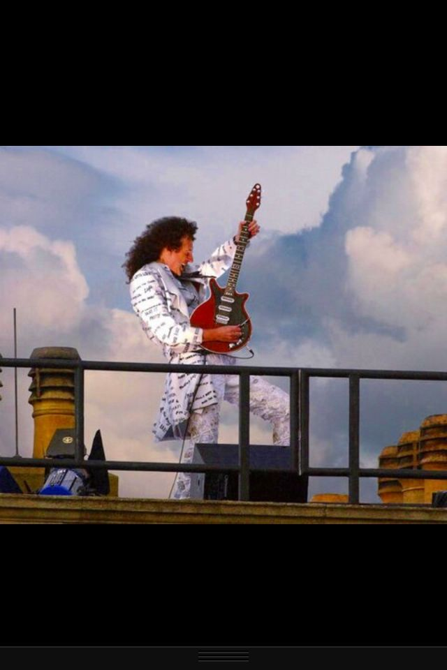 Pin By Sami Deacon On Brian May Pinterest Guitars