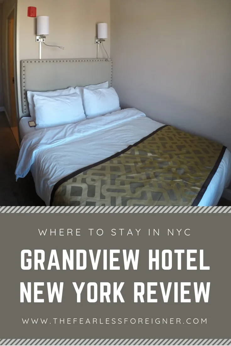 Grandview Hotel New York Review The Fearless Foreigner In 2020