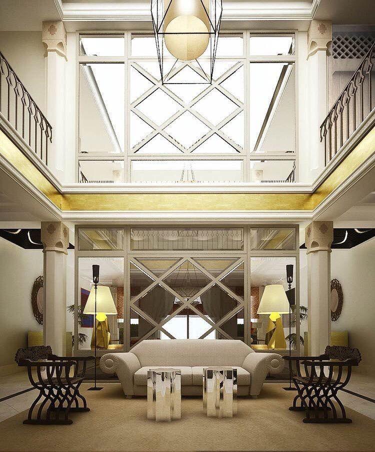 Modern Interior Design Luxury Homes: Pin By Mahmoud Ayman On Reception Interior Design