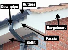Update The Look Of Your Property By Replacing Your Fascias Soffits And Guttering Fascia Roofing Roof Problems