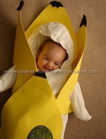 Disfraces de bebs caseros Cami Pinterest Disfraces de beb