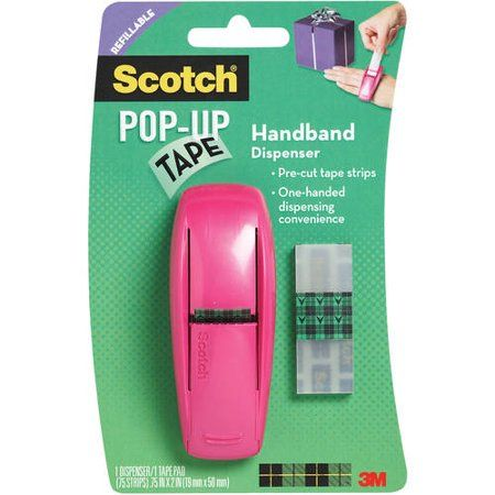 Scotch Pop Up Tape Dispenser In 2019 Products Tape