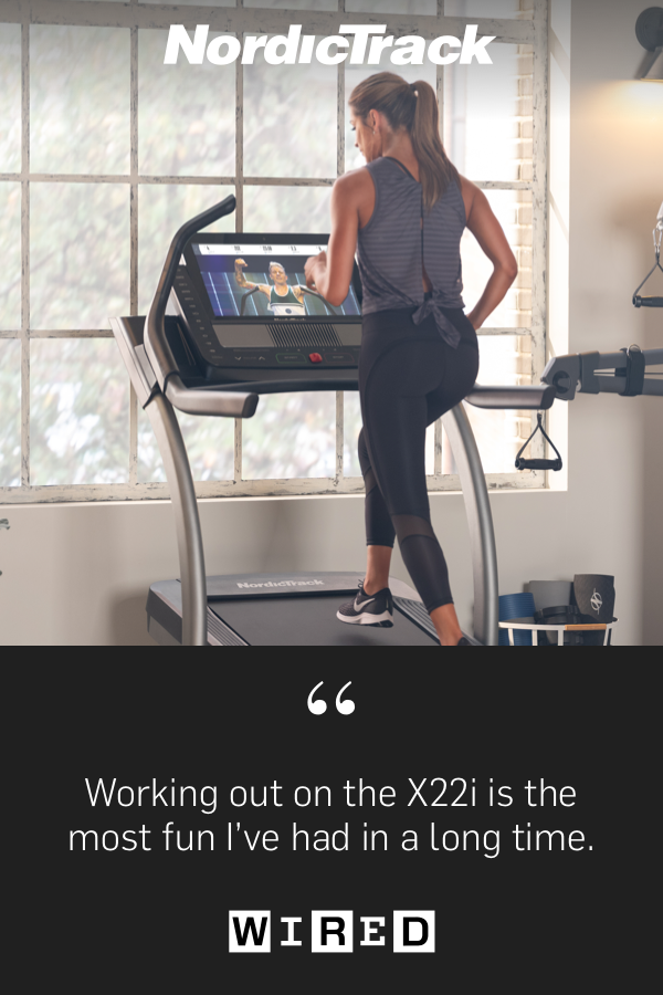 Get Interactive Personal Training at Home.