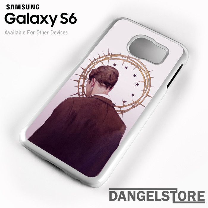 True Detective Rust For Samsung S6 Case