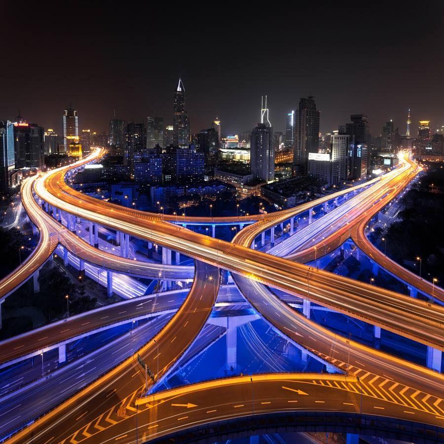 China - Shanghai Rush Hour