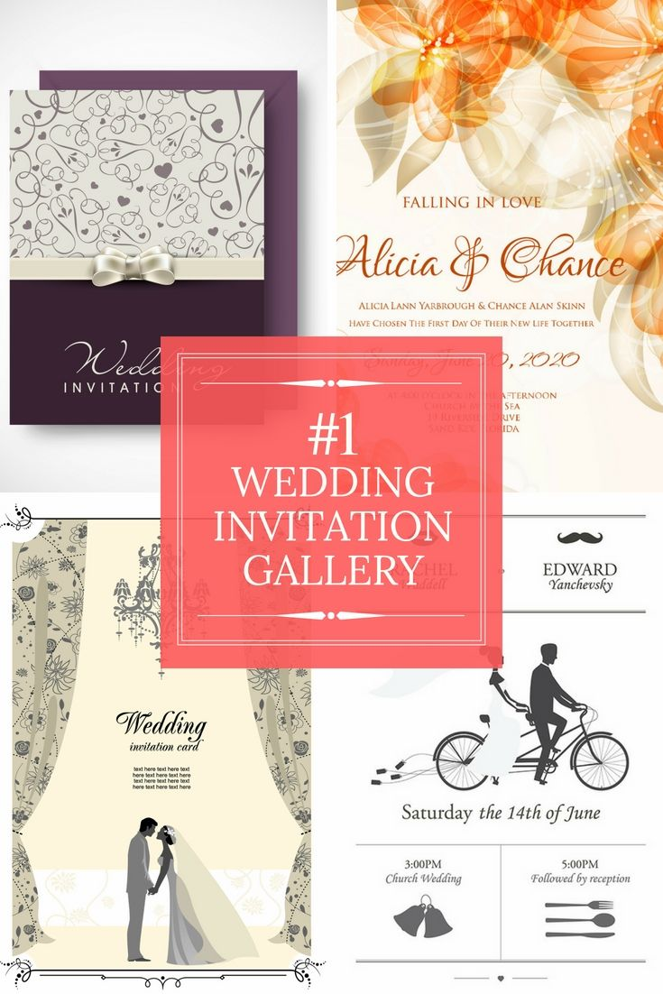Top Rated Wedding Invitation Designs - Look At Our Wedding ...