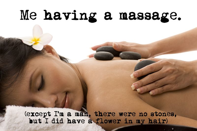 massage humor | Funny Massage