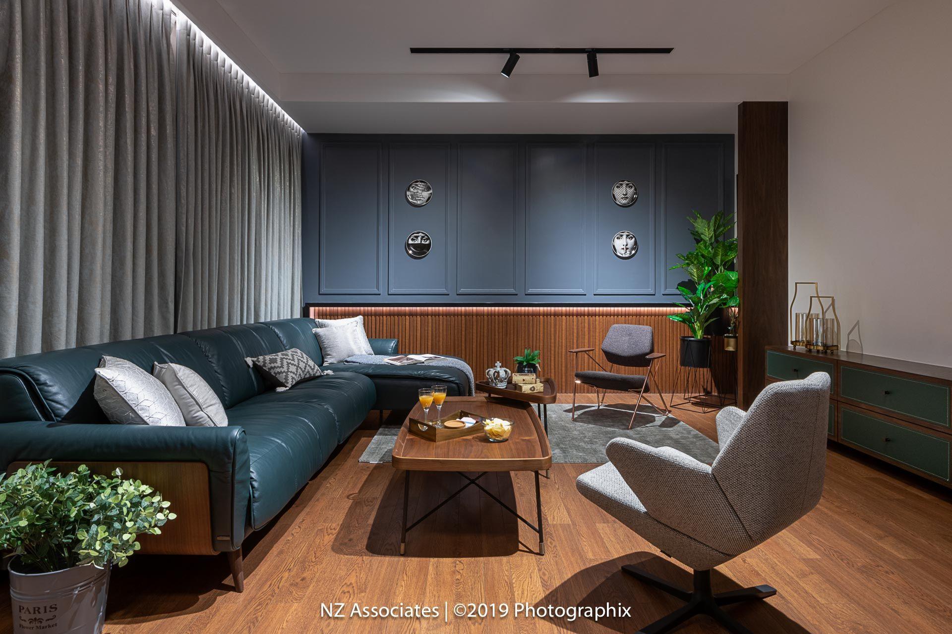 Contemporary Villa Interiors Exude Luxury In 2020 Apart