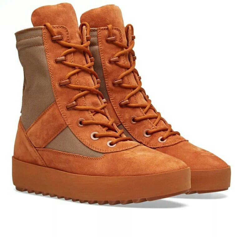 Yeezy (Season 3) Military Boots \