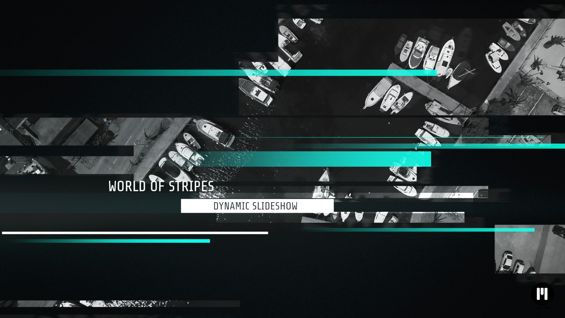 New Apple Motion / FCPX Template! Dynamic Stripes - www.motionvfx ...