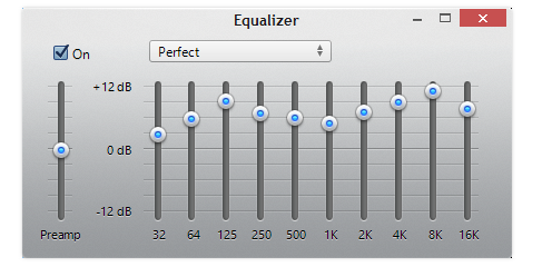 Perfect Itunes Equalizer Settings Album On Imgur Equalizer Itunes Science Gadgets