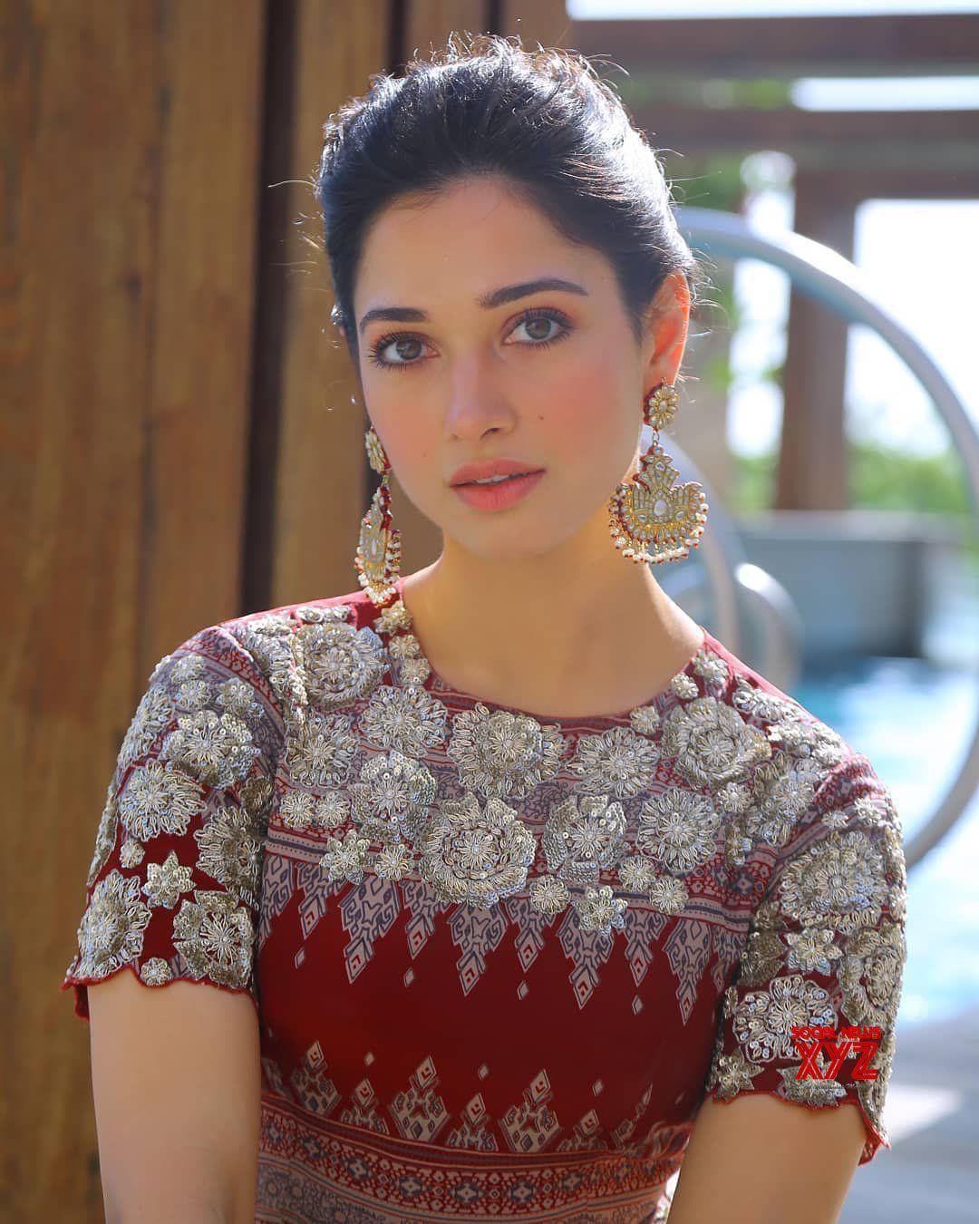 Actress Tamannaah Bhatia Radiant New Stills Social News Xyz Nice Dresses Fashion Clothes Women Indian Bollywood Actress