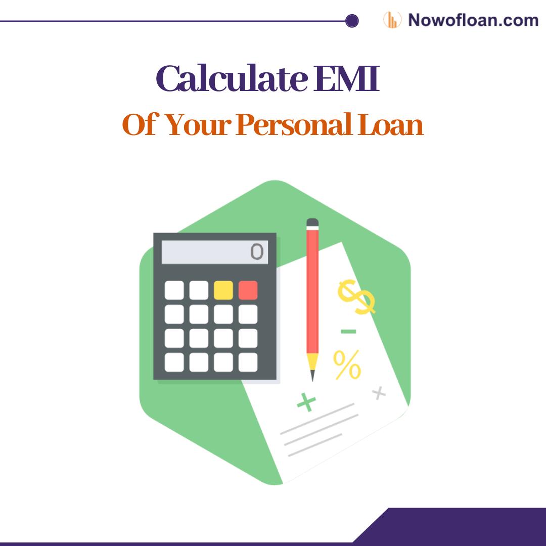 Calculate Emi In 2020 Personal Loans Instant Loans Loan