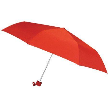 Chaby Ultra Light Super Mini Umbrella, 3 Section Flat - 1 Ea, Multicolor