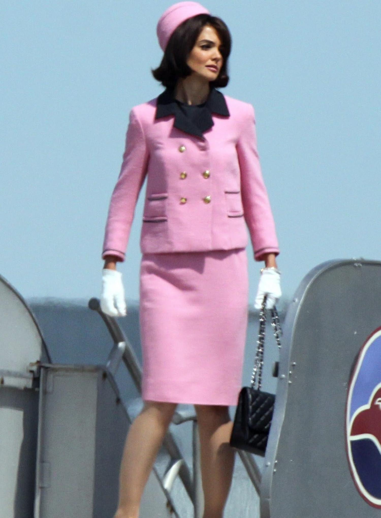 fcc6605ed1c37 En meget pen drakt  0) Jackie Kennedy Costume