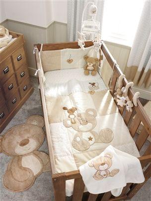 Crib Bedding Boy Blue