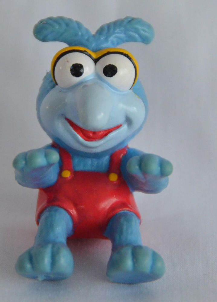 Muppet Babies Mcdonalds Toys Value Variant 1986 Mcdonalds Muppet Babies Happy Meal Pvc Figure