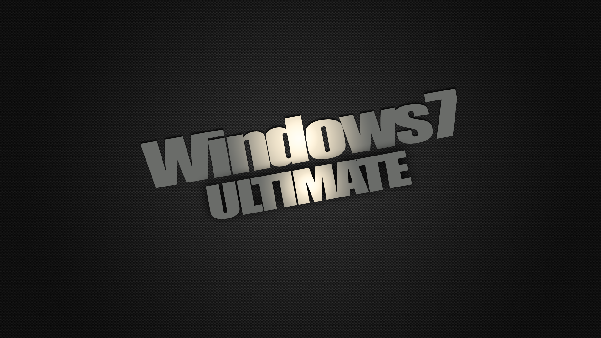 windows 7 ultimate dark desktop – hd black wallpaper | black