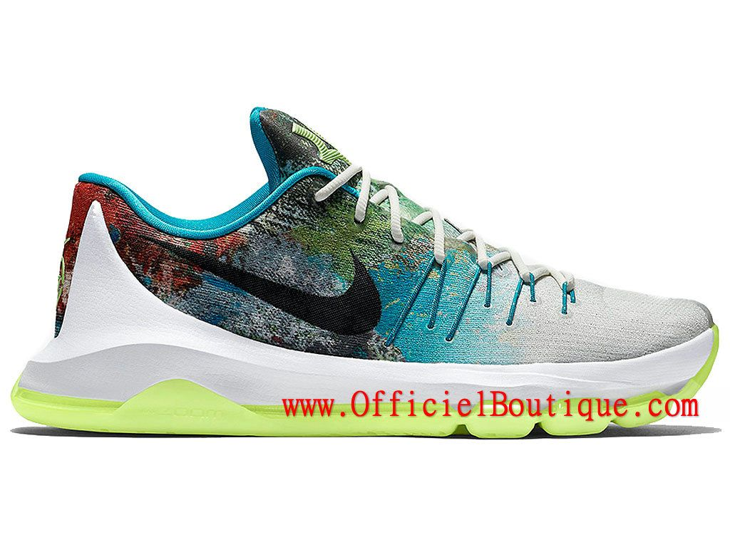 Chaussure Officiel Basketball Pour Femme Nike KD 8/VIII GS N7 811363-123A