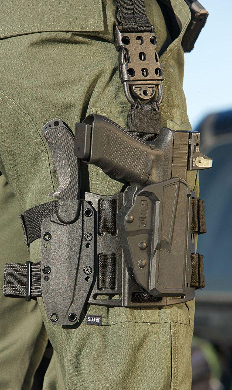 Tactical 5.11 Unisex Adult Thumbdrive M&P Pro 9 40 357 45 Pistol ...