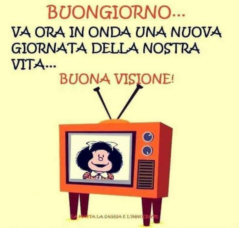 Buongiorno Mafalda gratis 9 - Buongiorno-Immagini.it | Buongiorno,  Buongiorno divertente, Lunedì divertente