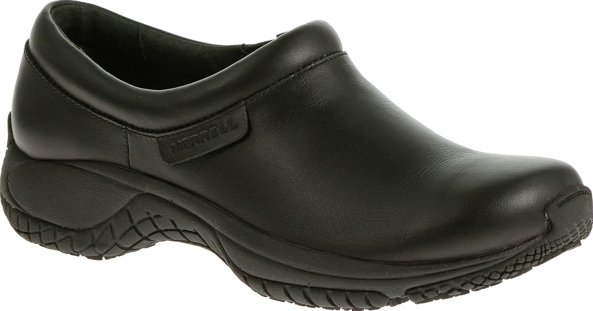 Merrell Women's Encore Moc Pro Grip Casual Shoes Boots